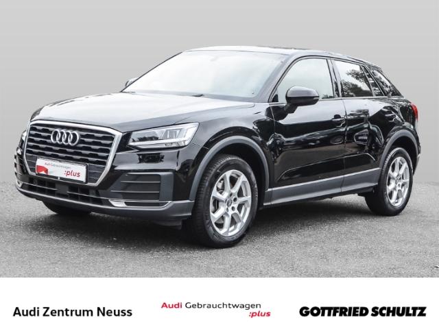 Audi Q2 basis 1.6 TDI NAV CLIM LED SHZ RFK REGS, Jahr 2018, Diesel