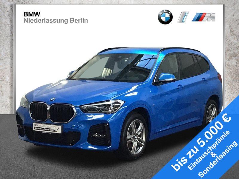 BMW X1 xDrive20d EU6d-Temp Aut. M Sport LED NaviPlus, Jahr 2019, Diesel