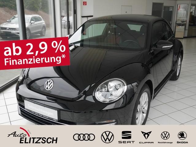 Volkswagen Beetle 1.2 TSI Design Klima GRA NS, Jahr 2013, Benzin