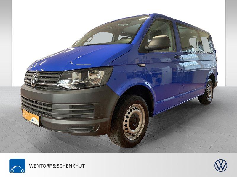 Volkswagen T6 Kombi 2.0 TDI 6-Sitzer Klima C.Media, Jahr 2017, Diesel
