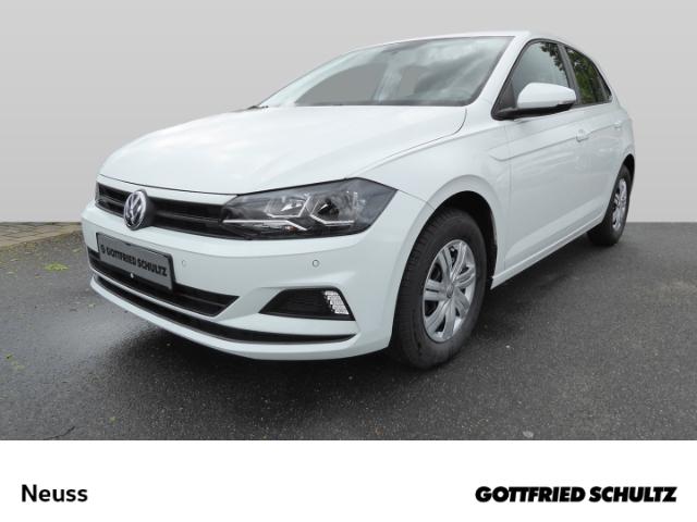 Volkswagen Polo VI 1.0TSI FRONT-ASSIST KLIMA PDCvo.&hi MULTI Trendline, Jahr 2018, Benzin