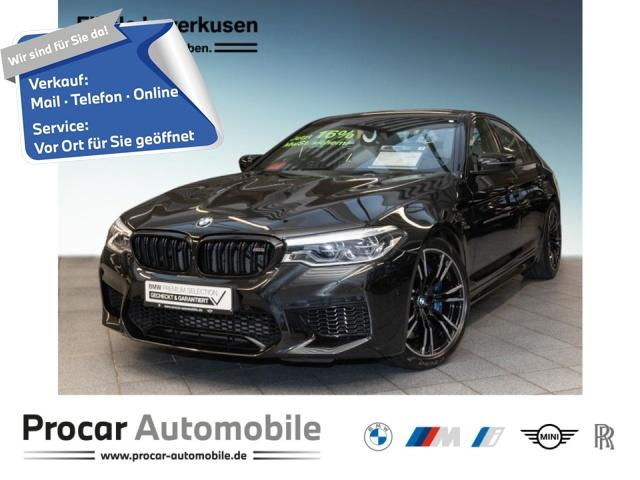 BMW M5 Competition xDrive Competition Paket TV, Jahr 2019, Benzin