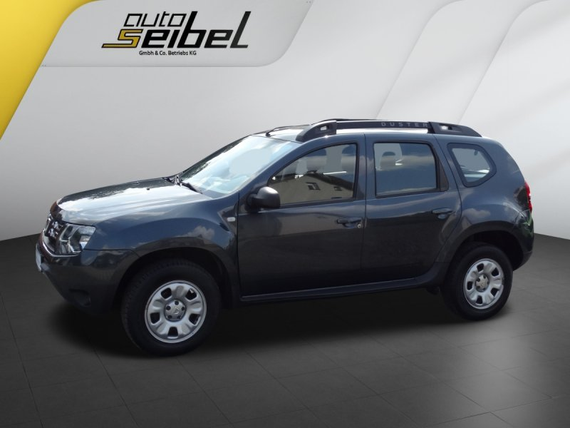 Dacia Duster Laureate TCe 125 4x2 PDC Klima, Jahr 2014, Benzin