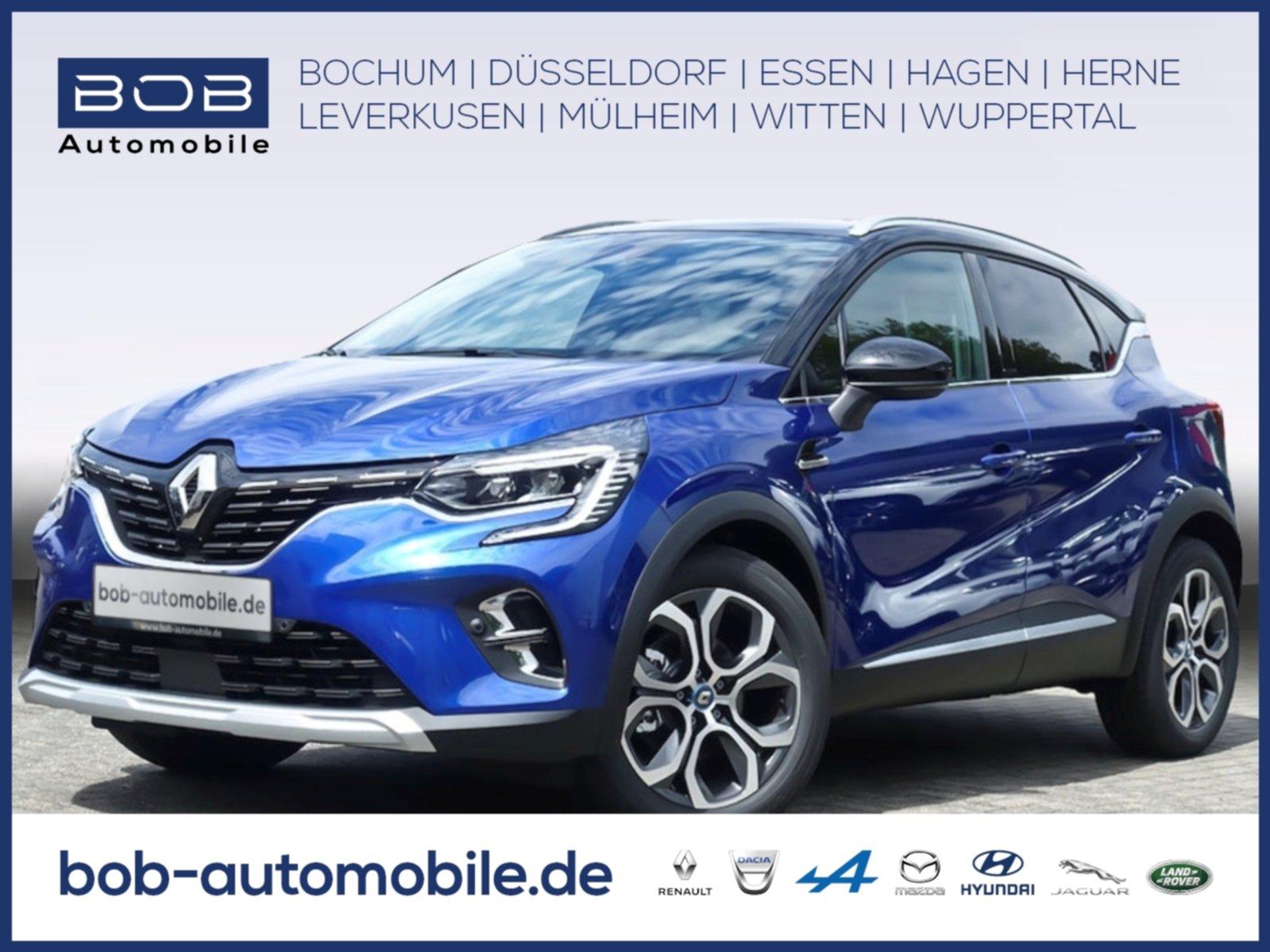 Renault Captur EDITION ONE E-TECH PLUG-IN 160 SHZ PDC, Jahr 2020, Hybrid