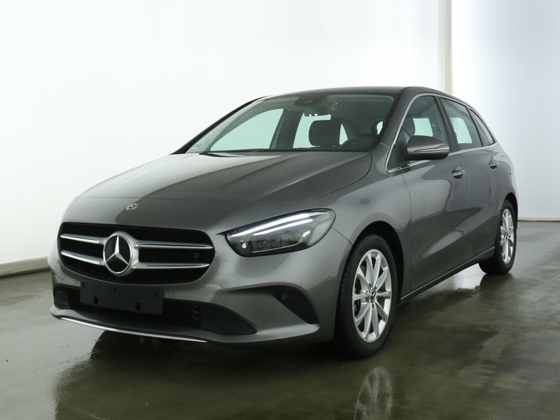 Mercedes-Benz B 200d Progressive DISTRONIC+MULTIKONT.+MULTIB., Jahr 2019, Diesel