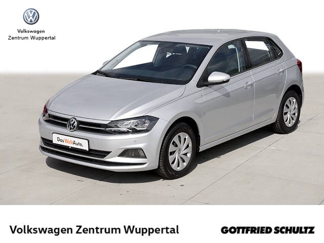 Volkswagen Polo 1,0 Comfortline KLIMA NAVI PDC BT, Jahr 2018, Benzin