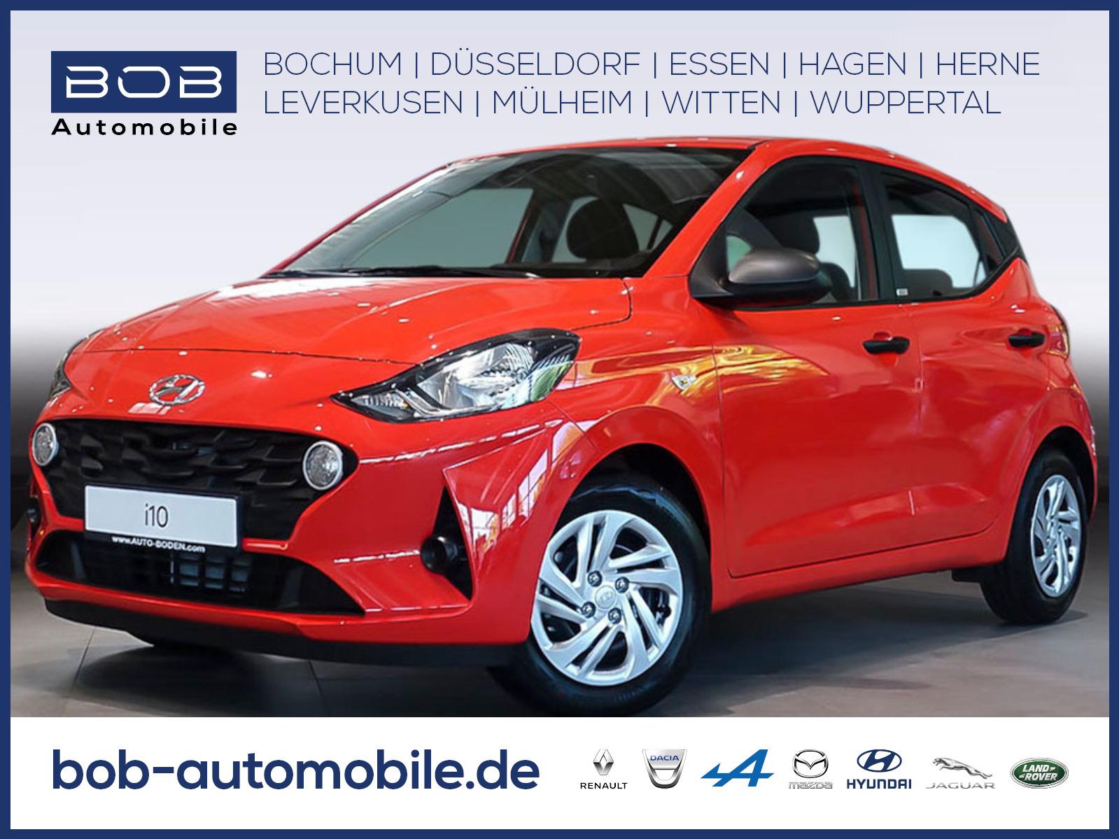 Hyundai i10 5-Türer 1.0 Benzin Pure neues Modell!, Jahr 2020, Benzin