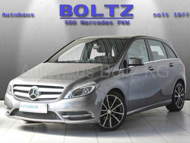 Mercedes-Benz B 200 CDI BE Navi Parkass. Kamera Pano, Jahr 2013, Diesel