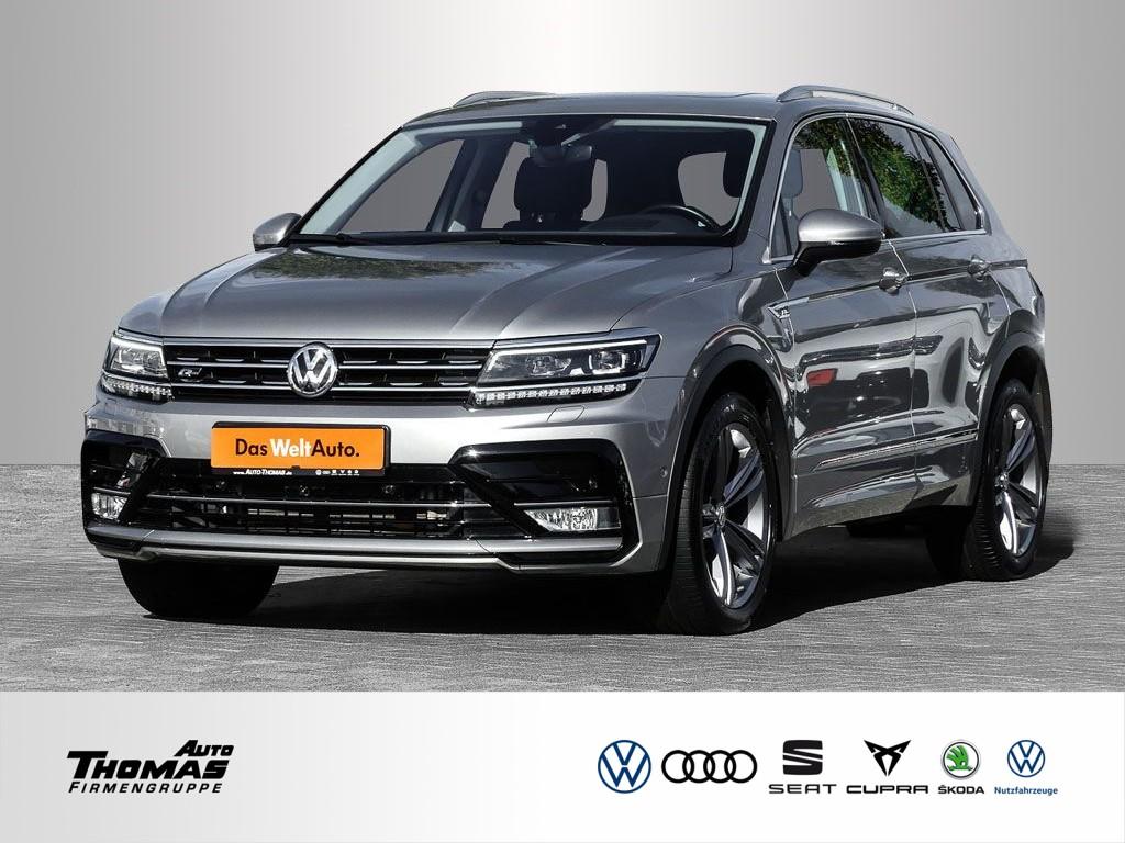 Volkswagen Tiguan Highline R-line 2.0 TDI 150PS DSG 4M. AHK*NAVI*, Jahr 2017, Diesel