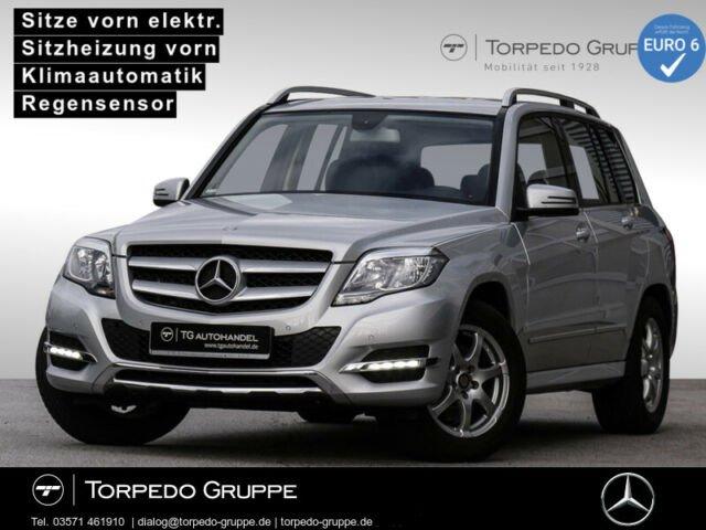 Mercedes-Benz GLK 250 CDI 4MATIC NAVI+SHZ+KLIMA+PARKASS+AUDIO+, Jahr 2014, Diesel