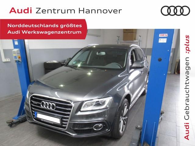 Audi Q5 2.0 TFSI Sport Ed. Plus Pano ACCAHK Leder Xenon, Jahr 2016, Benzin