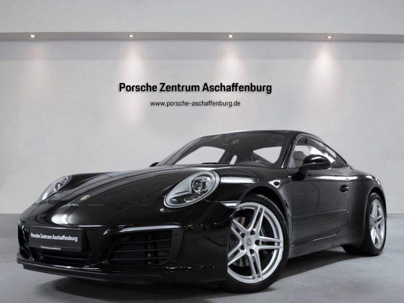 Porsche 911 Carrera BiXenon Parkassist Schaltung 19-Zoll, Jahr 2018, Benzin