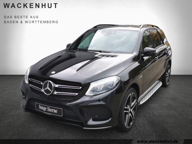 Mercedes-Benz GLE 450 AMG 4M FAHRASS-PL+AIRM+STANDH+MEMOR+360, Jahr 2016, Benzin