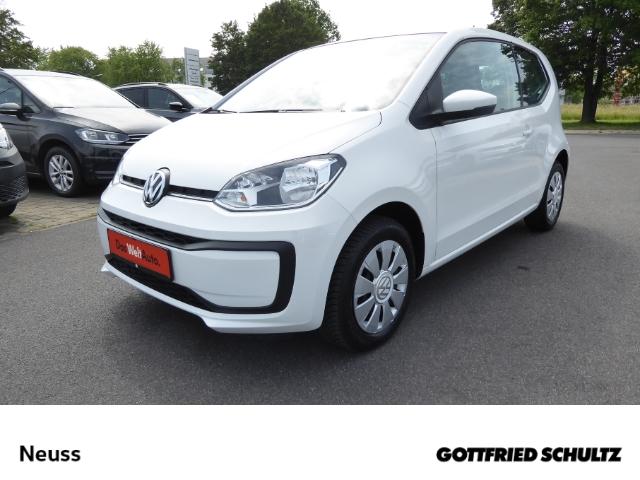 Volkswagen up! KLIMA PDC USB MFAplus move, Jahr 2018, Benzin