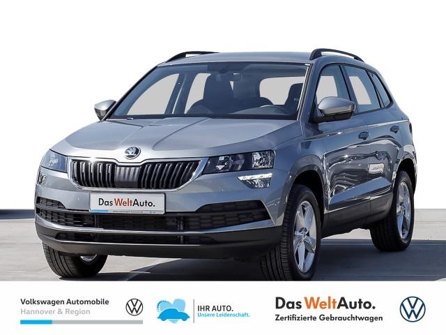 Skoda Karoq 2.0 TDI DSG Ambition 4x4 Navi GRA Klima Einparkhilfe, Jahr 2019, Diesel