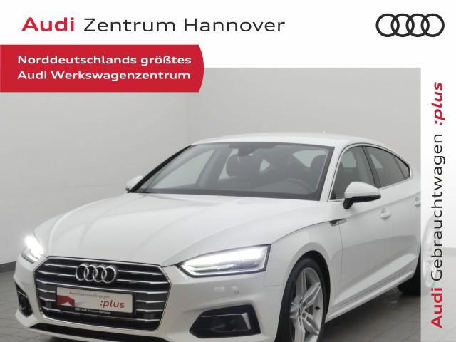 Audi A5 Sportback 40 TDI sport, ACC, Xenon, Navi, Keyless, Jahr 2019, Diesel