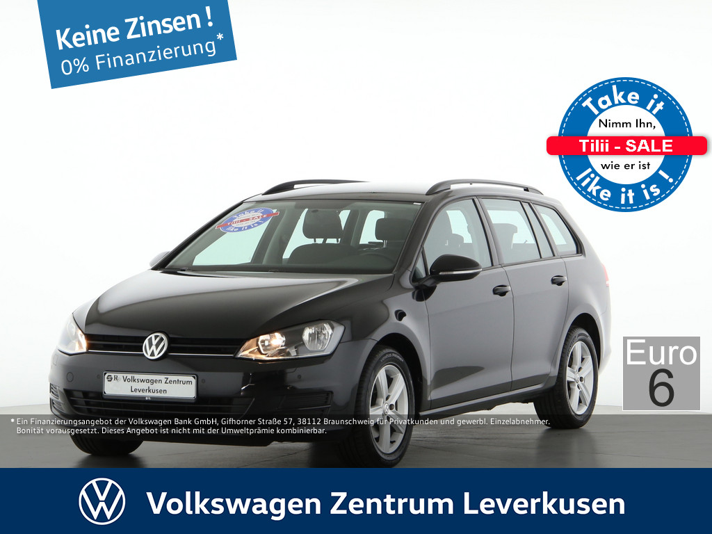 Volkswagen Golf VII, Jahr 2015, Diesel