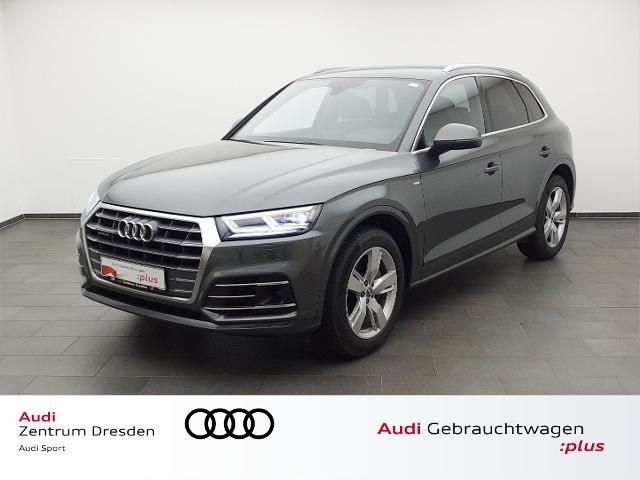 Audi Q5 2.0 TDI S-line B&O Head-up Matrix LED, Jahr 2019, Diesel