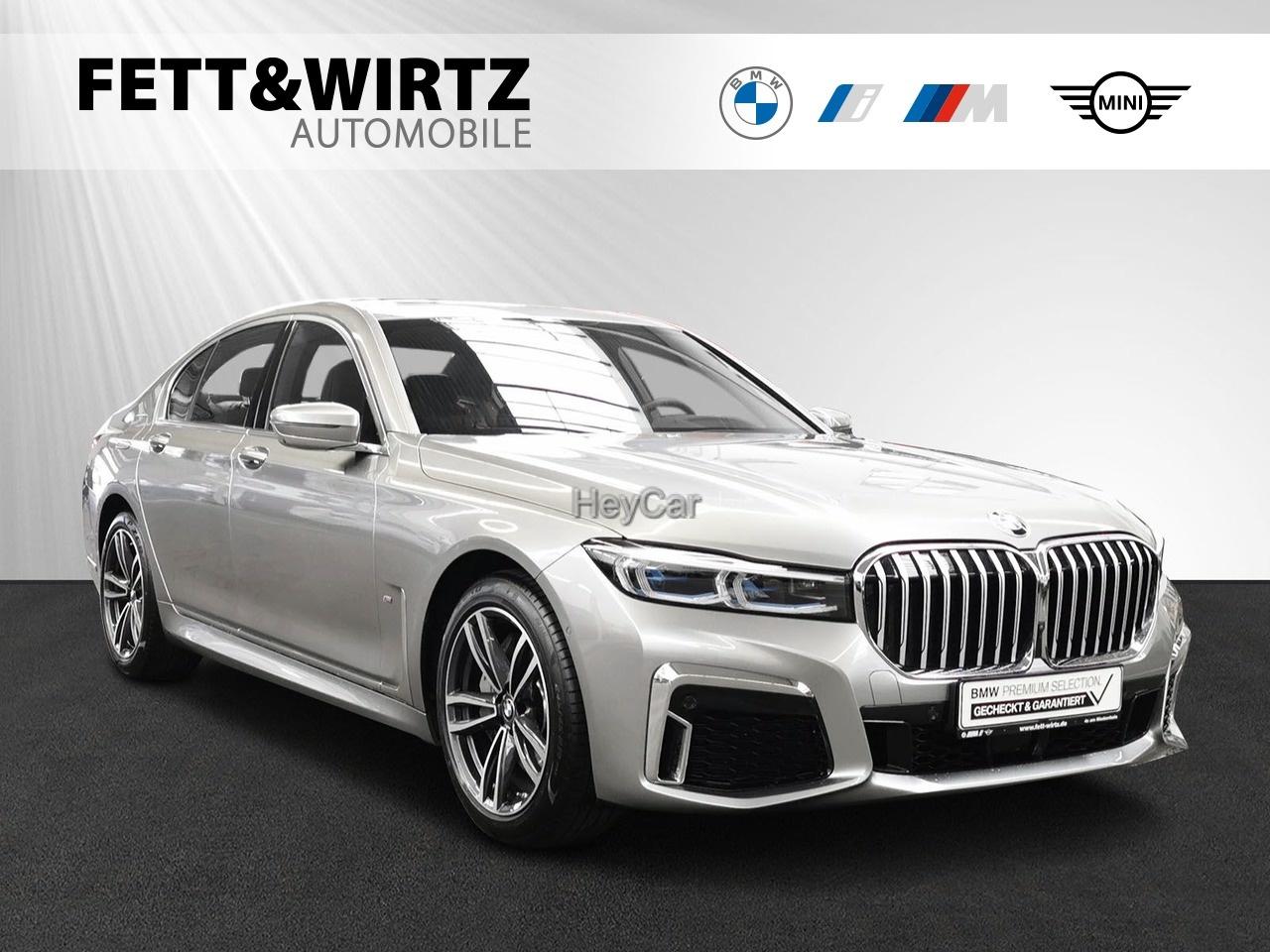 BMW 745e M Sport GSD DA-Prof. H/K Laser Komfortsitz, Jahr 2020, Hybrid