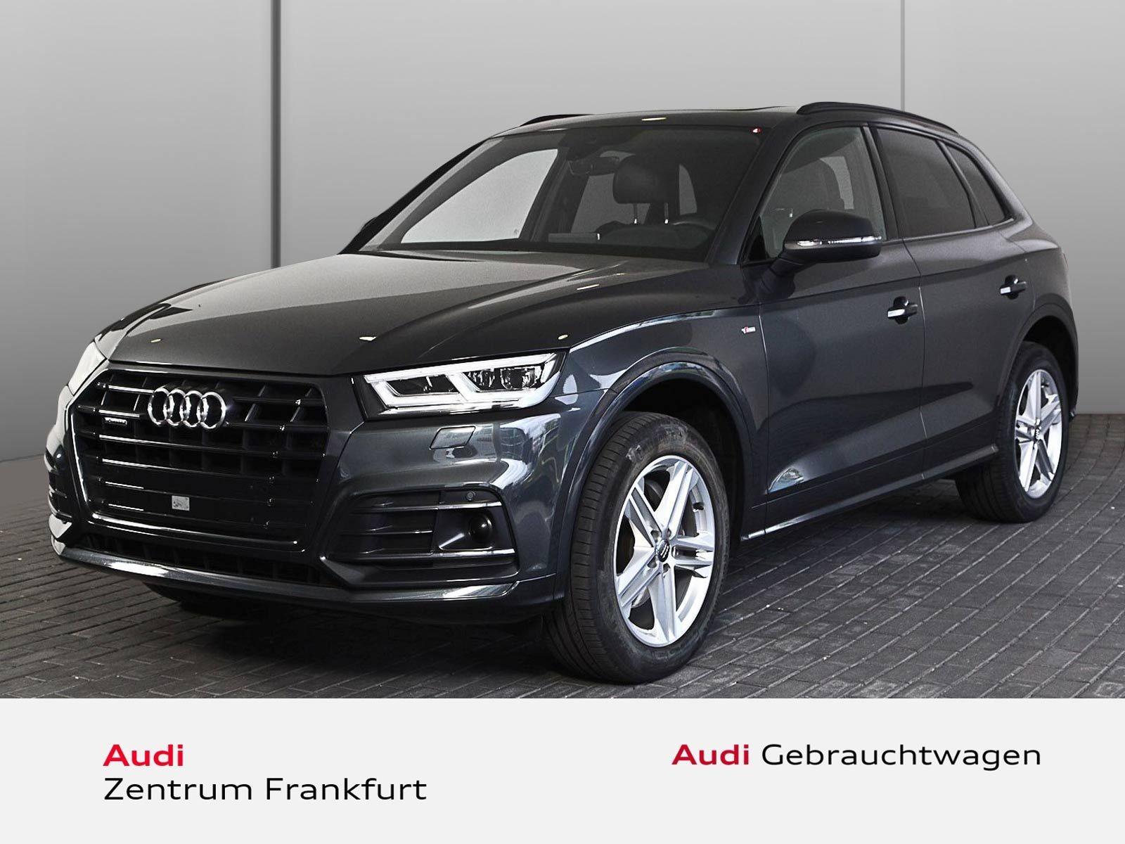 Audi Q5 40 TDI quattro S tronic S line LED Navi Panorama, Jahr 2019, Diesel