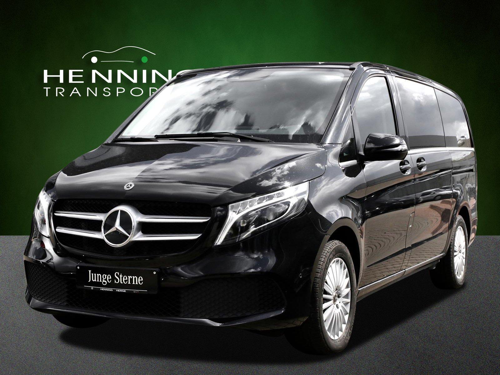 Mercedes-Benz V 300 d 4M AVNTG Comand Klima RFK elek. Türen 9G, Jahr 2019, Diesel