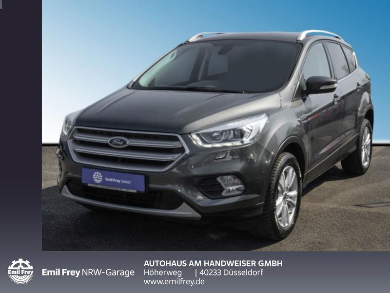 Ford Kuga 1.5 EcoBoost 2x4 Cool & Connect Paket Winter, Ganzjahresreifen, Jahr 2019, Benzin