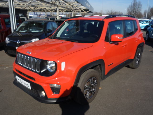 Jeep Renegade 1.0 T-GDI Longitude Klimaanlage EURO6, Jahr 2019, Benzin