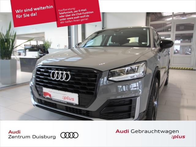 Audi Q2 1.4 TFSI design S-line ACC Navi+ S-tronic, Jahr 2017, Benzin