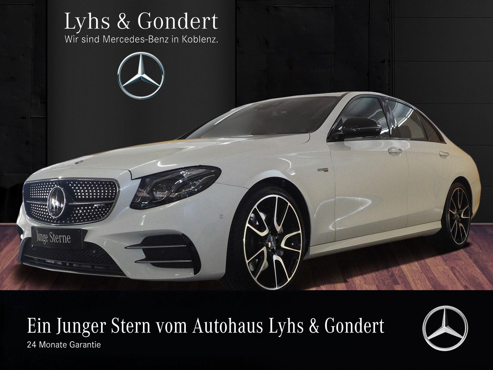 Mercedes-Benz AMG E 43 4MATIC Carbon Mulitbeam Standheizung Di, Jahr 2018, Benzin