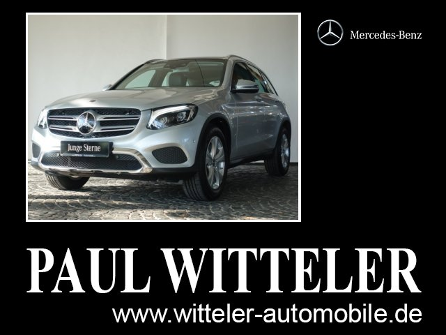 Mercedes-Benz GLC 350 d 4MATIC Exclusive/DISTRONIC/COMAND/Pano, Jahr 2017, diesel