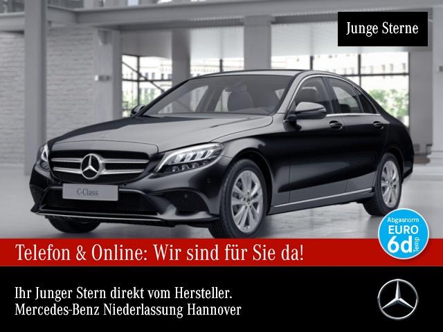 Mercedes-Benz C 180 Avantgarde LED Kamera Totwinkel PTS Sitzh, Jahr 2018, Benzin