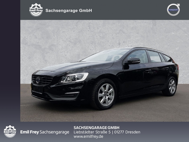 Volvo V60 D4 Geartronic Business Edition, Jahr 2015, diesel