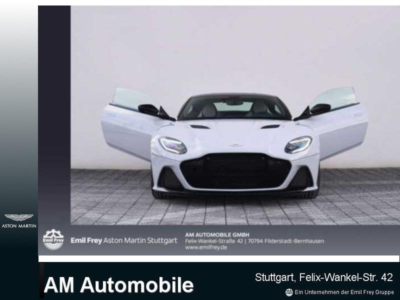 Aston Martin DBS Superleggera / UPE 331.000,-, Jahr 2018, petrol