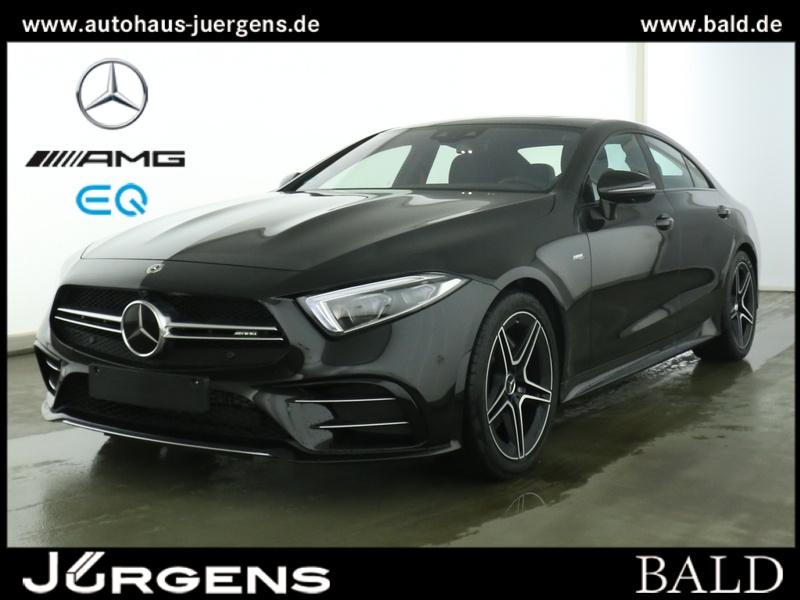 Mercedes-Benz CLS 53 AMG 4M+ Comand/ILS/SHD/360/HUD/Memo/Distr, Jahr 2019, Benzin