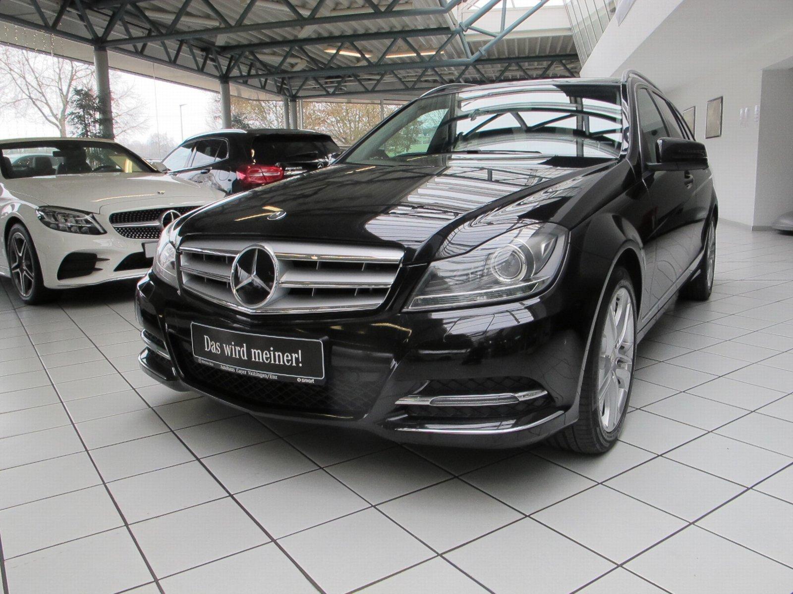 Mercedes-Benz C 220 CDI Avantgarde BE DPF, Jahr 2013, Diesel