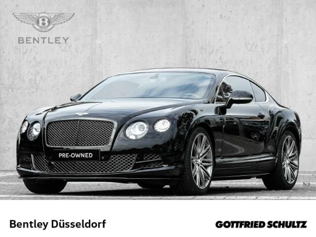 Bentley Continental GT Speed BENTLEY DÜSSELDORF, Jahr 2016, Benzin