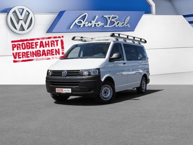 Volkswagen T5 Transporter 2.0 TDI 4Motion Kombi kR Standheizung Climatic Sitzheizung GRA EPH AHK, Jahr 2015, Diesel