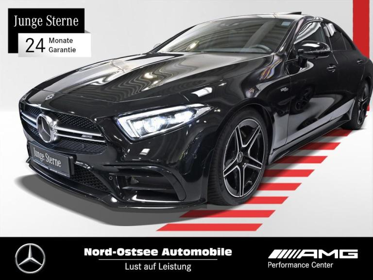 Mercedes-Benz CLS 53 AMG 4M+ Comand Distr Multibeam Wide 360°, Jahr 2019, Benzin