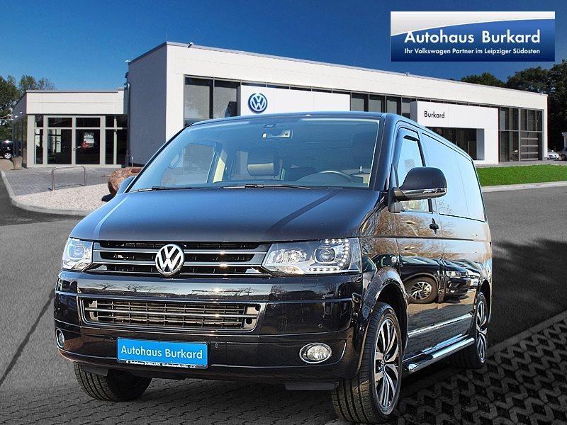 Volkswagen Multivan Allrad, Navi, Automatik, Bi-Xenon, Tempomat, Spurwechselassistent, Jahr 2014, Diesel