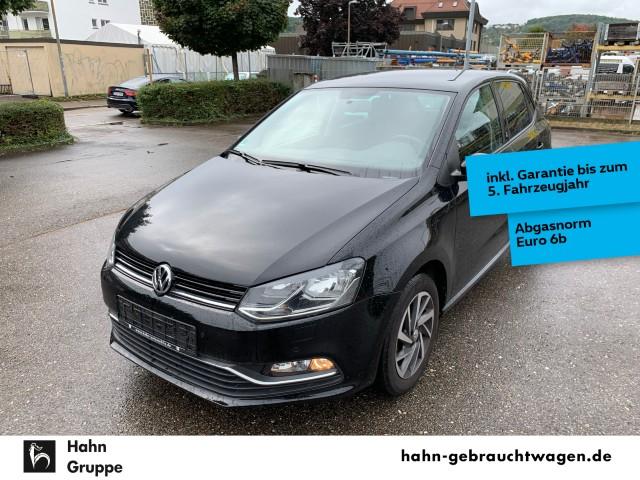 Volkswagen Polo SOUND 1,0 Climatronic Park Sitzhz Bluetooth, Jahr 2017, Benzin