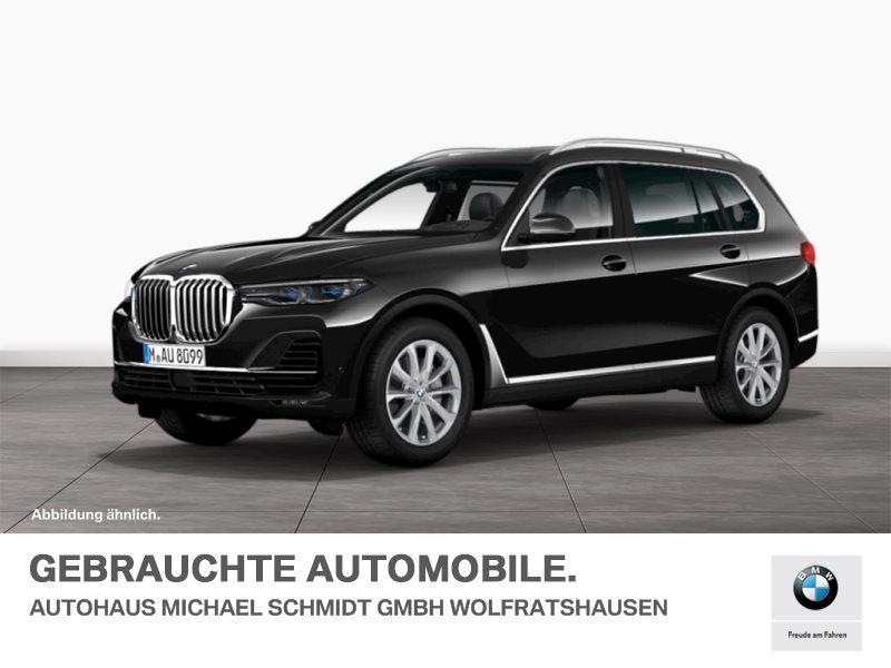 BMW X7 xDrive40i Sky Lounge*AHK*Standheizung*Fond Entertainement*, Jahr 2019, Benzin