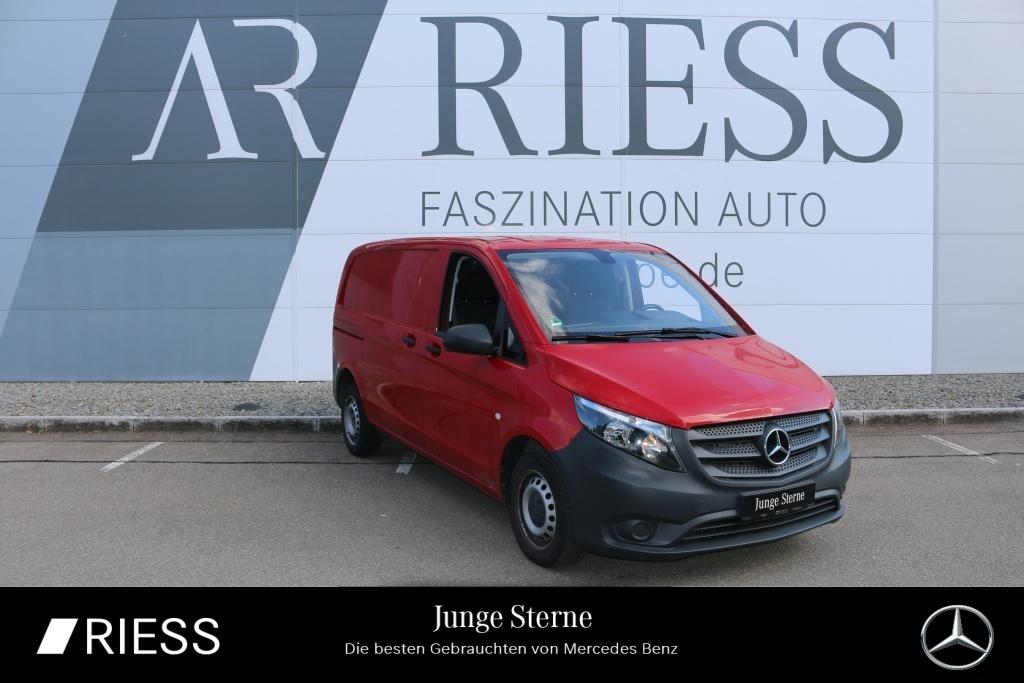 Mercedes-Benz Vito 109 CDI KA/KOMPAKT/WORKER/AHK/TEMPOMAT/, Jahr 2017, Diesel