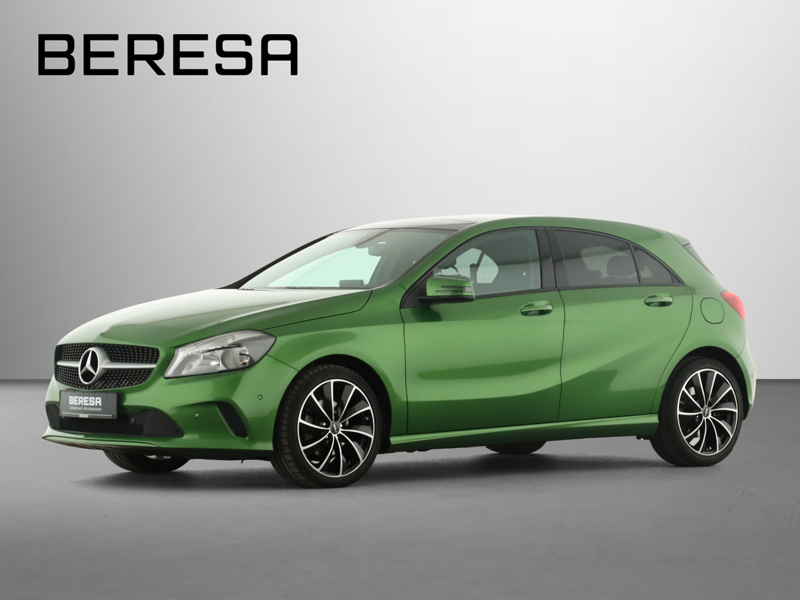 Mercedes-Benz A 220 d 4M Pano.-Dach Keyless Navi PDC, Jahr 2016, Diesel