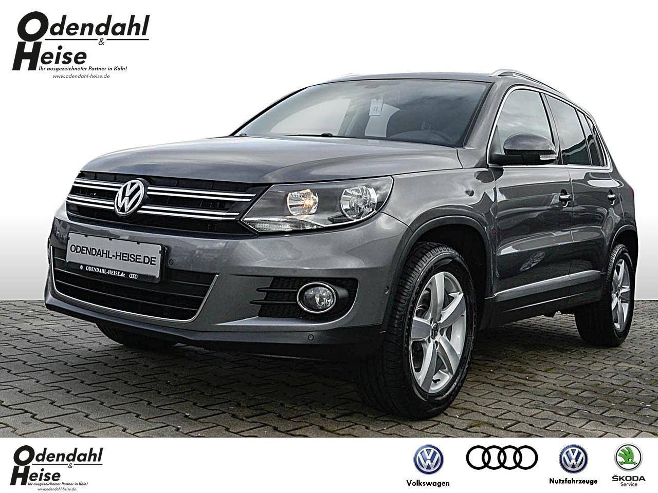 Volkswagen Tiguan Sport & Style 1.4 TSI BMT EU5 Sport & Style Life, Jahr 2013, Benzin