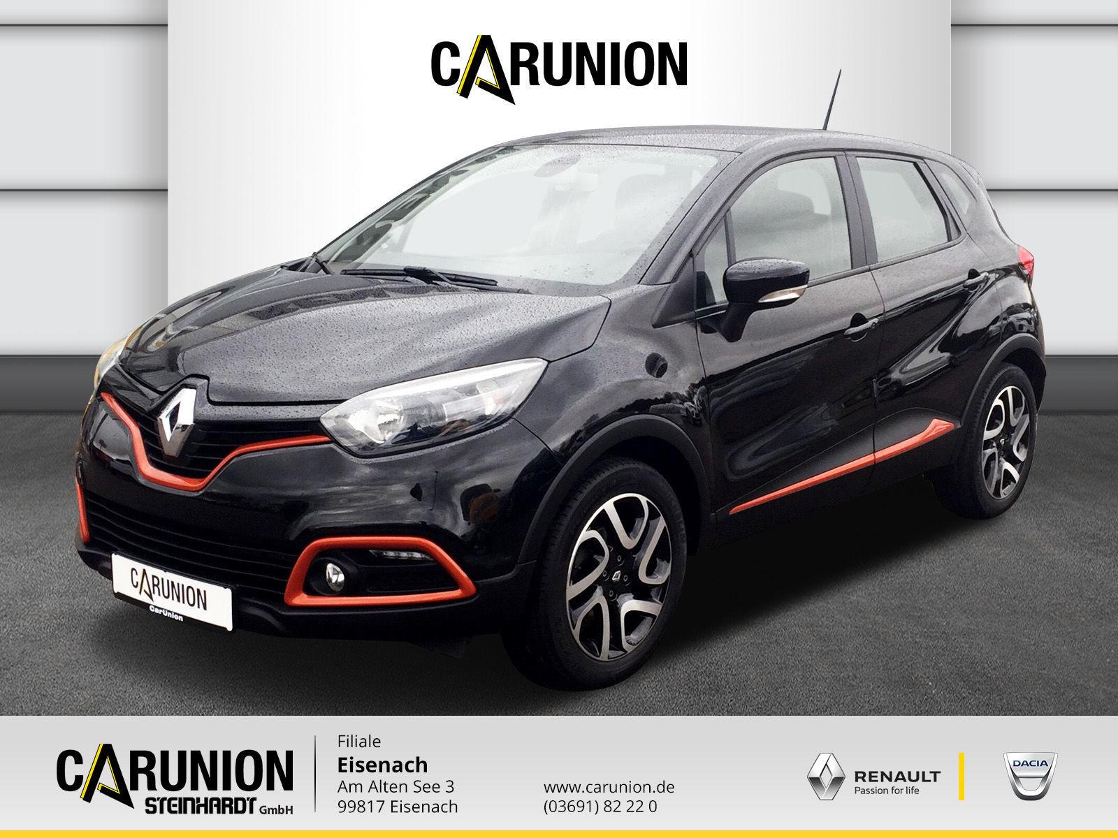 Renault Captur Dynamique ENERGY TCe 90, Jahr 2013, Benzin