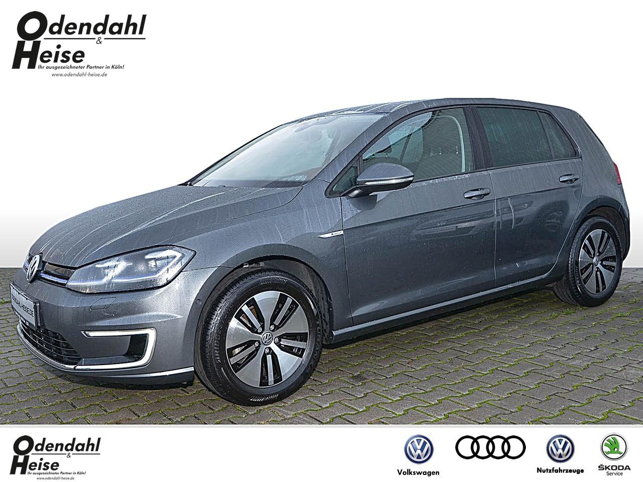 Volkswagen e-Golf VII Comfortline Klima Navi Einparkhilfe, Jahr 2017, Elektro