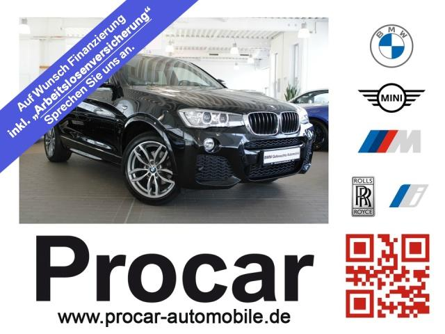 BMW X4 xDrive20d M Sport Nav 19Zoll SHZ, Jahr 2017, Diesel