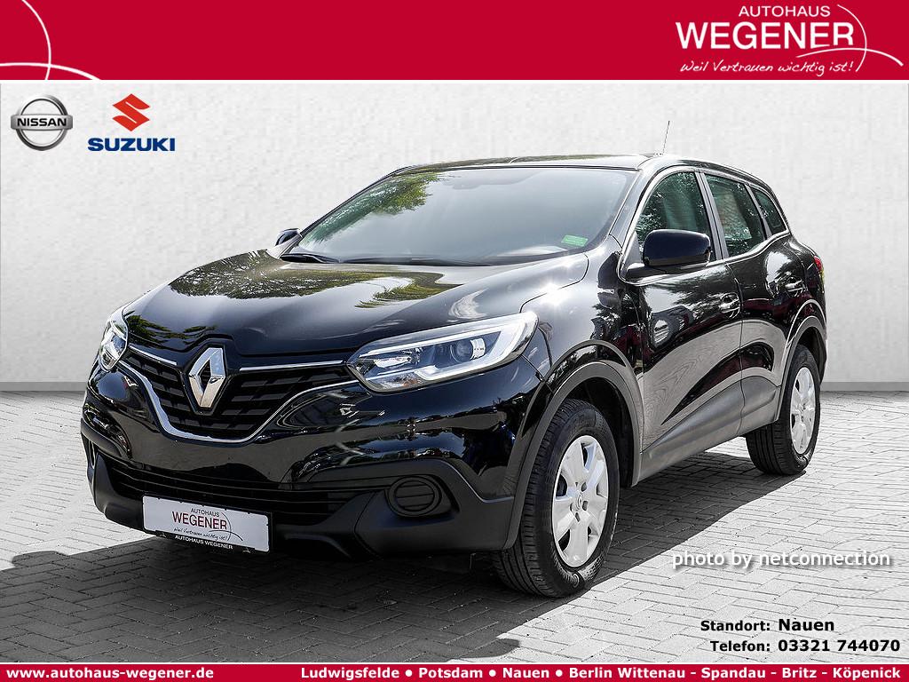 Renault Kadjar ENERGY 1.2 TCe Life, Jahr 2016, Benzin