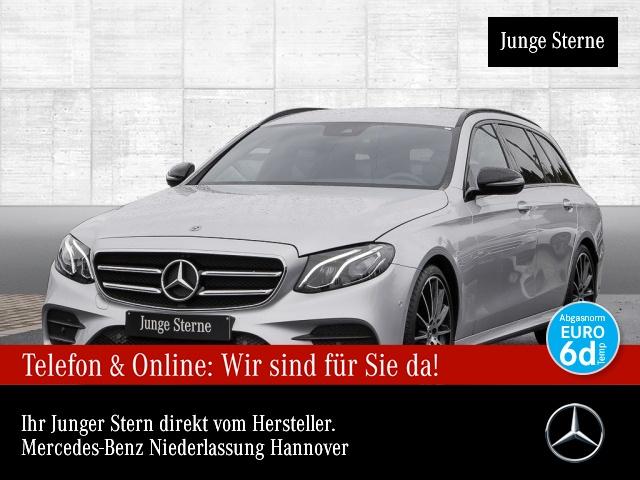Mercedes-Benz E 200 d T AMG WideScreen COMAND LED Night Kamera, Jahr 2019, Diesel