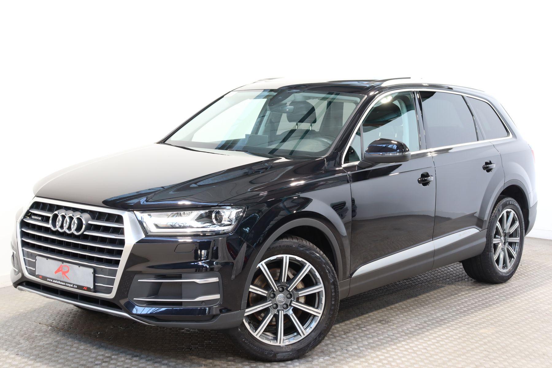 Audi Q7 3.0 TDI qu S LINE 20ZOLL SCHECKHEFT,PANORAMA, Jahr 2016, Diesel